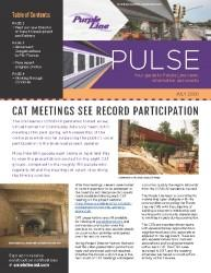Preview of Pulse Newsletter - July 2020
