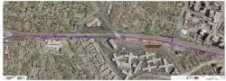 Preview of CSX Corridor to Silver Spring Transit Center